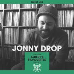 MIMS Guest Mix: JONNY DROP (Alberts Favourites, UK)