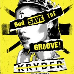Kryder LIVE @ God Save The Groove Boat Party ADE18