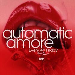 AUTOMATICAMORE w/ DANIEL ZYX - DECEMBER 18 - 2015
