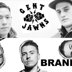 Diplo and Friends on BBC Radio 1Xtra feat. Branko & Gent and Jawns 4/14/2013