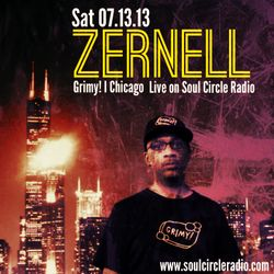 SCR Presents DJ Zernell