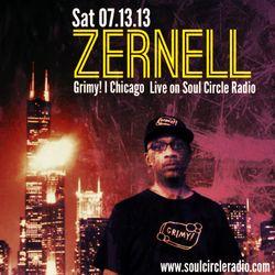 SCR Presents DJ Zernell