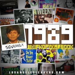 DJ Sourmilk -  1989 #hiphopyearbook