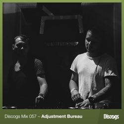 Discogs Mix 57- Adjustment Bureau