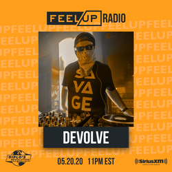 dEVOLVE on Feel Up Radio (5/20/20)