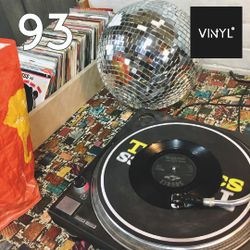 Vi4YL093: Bringing the 7 inch funk and dancefloor vibes (bitesize vinyl only 45RPM special)