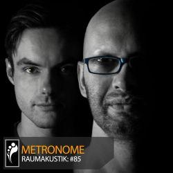 Metronome: Raumakustik