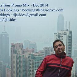 A Sides Asia Tour Promo Mix - Dec 2014
