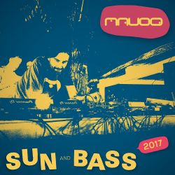 Sun & Bass @ Ambra Day, San Teodoro, Italy [08/09/2017]