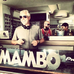 STEPHANE POMPOUGNAC / Live from Cafe Mambo for Coronita Sunset Sessions / 20.07.2013 / Ibiza Sonica