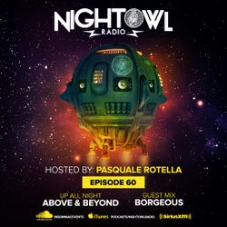 Night Owl Radio 060 ft. Above & Beyond and Borgeous