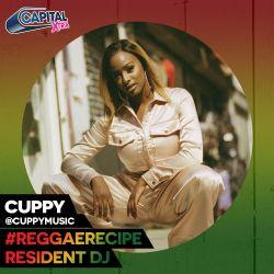 #ReggaeRecipe Resident DJ 006 - Cuppy (@cuppymusic)