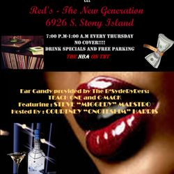 Thursday Night @ Red's: The New Generation - 20 December 2013