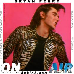 Bryan Ferry – In Conversation With Liz Warner (02.20.18)