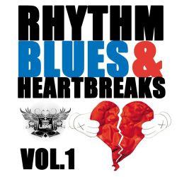 DJ Libre - Rhythm Blues and Heartbreaks v1