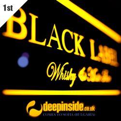 DEEPINSIDE SESSION TOUR @ BLACK LABEL CLUB Sofia (Bulgaria) Part.1