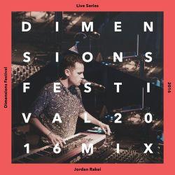 Jordan Rakei – Live at Dimensions 2016