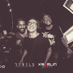 John Acquaviva live @ Plastik Galaxy Rebels After Party, Kremlin Club, Lisbon
