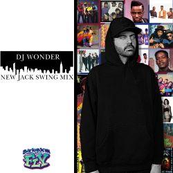 DJ Wonder - SiriusXM Fly Mix - New Jack Swing