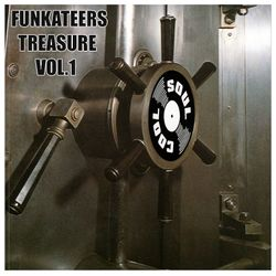 Soul Cool Records/ André Schroeter - Funkateers Treasure Vol.1