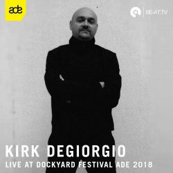 Kirk Degiorgio @ Dockyard Festival ADE 2018 (BE-AT.TV)
