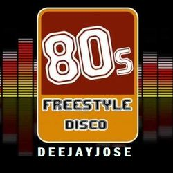 80s Freestyle Disco Mix v1 by deejayjose