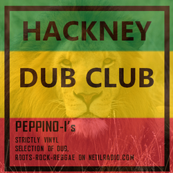 Hackney Dub Club #15 6.08.17 Ras Digby take-over hosted by Peppino-I