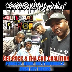 Gee Rock 40-Year HipHop Anniversary Tribute by HipHopPhilosophy.com Radio