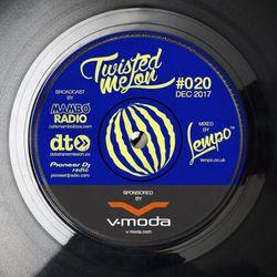 020 Twisted Melon // DEC 2017 // Data Transmission Radio