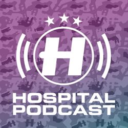 Hospital Podcast 381 with London Elektricity