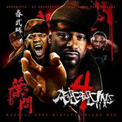 Hevehitta & DJ Unexpected - 4 Assassin's | Martial Arts Mixtape Vol.1