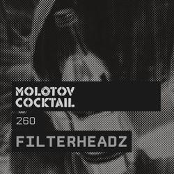 Molotov Cocktail 260 with Filterheadz
