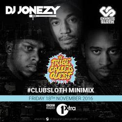 DJ Jonezy - BBC Radio 1Xtra - A Tribe Called Quest Mini Mix