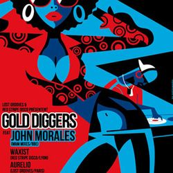 John Morales @ Gold Diggers, Djoon, Saturdy March 22nd, 2014