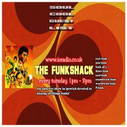 Soul Cool Records/ The Funkshack - Soul Cool Guest List Special Funkshack Mix