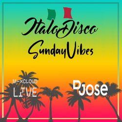 Italo Disco Sunday Vibes Mix v2 by DJose