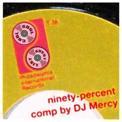 Soul Cool Records/ DJ Mercy - ninety per cent