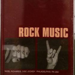 Nigel Richards - Rock Music (side.a) 1997