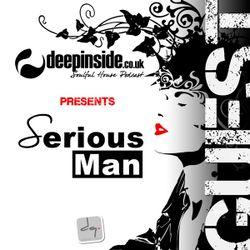 DEEPINSIDE featured Guest Mix SERIOUS-MAN (Different Muziq)