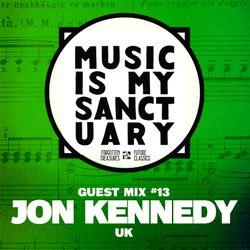 MIMS Guest Mix: JON KENNEDY (UK)