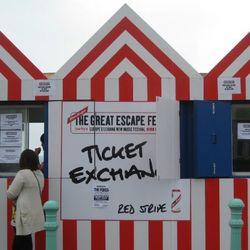 Nick Armstrong The Great Escape 2012 Preview