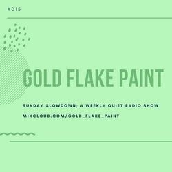 Sunday Slowdown - Episode Fifteen