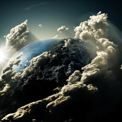 Within Clouds Of Infinite Space