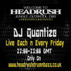# 15 Headrush Radio Dnb Show Aug 8th 2014
