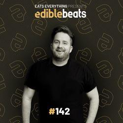 Edible Beats #142 live from New Guass, Bergara