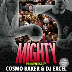 Cosmo Baker & Excel - Live from Mighty 5yr Anniversary at Silk City