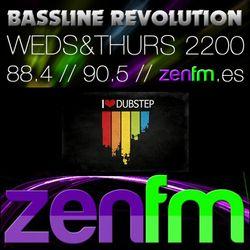 Bassline Revolution ZenFM #8 17.01.13 Dubstep