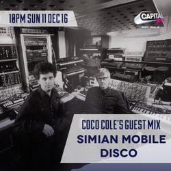 Coco Cole w/ Simian Mobile Disco