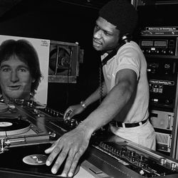 Tribute to Paradise Garage Club legend (New York) : Larry Levan (dj & producer)