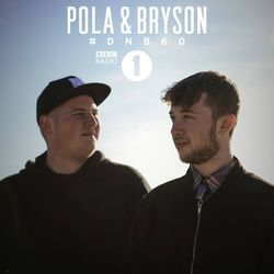 Pola & Bryson (Shogun Audio) @ Rockwell sits in for Friction Radio Show, BBC Radio 1 (14.03.2017)
